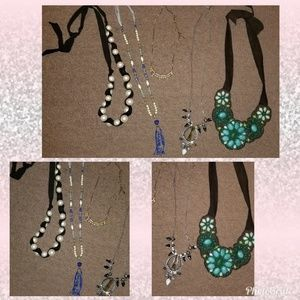 Stella & Dot necklace bundle